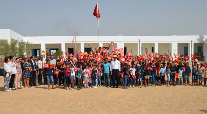 Attijari bank écoles primaires Labba et B'Hira à Medenine