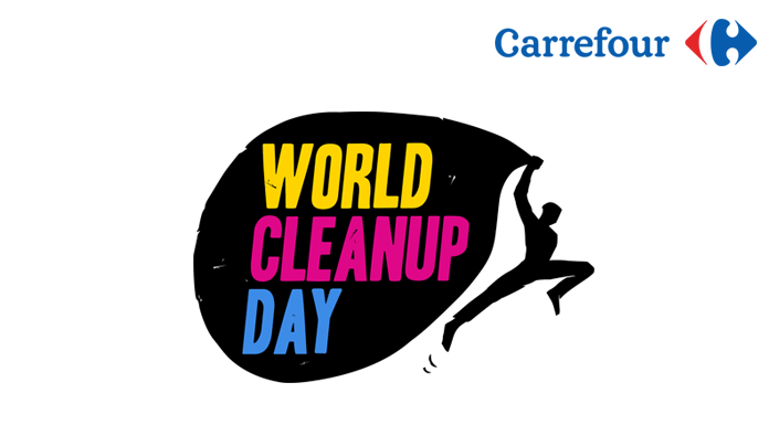 Carrefour World Cleanup Day