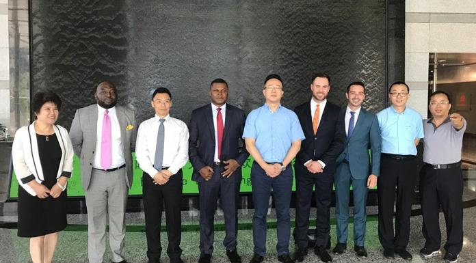 Chine projets d'énergie bancables en Afrique