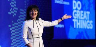 Ilijana Vavan, directrice générale Europe de Kaspersky