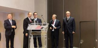 La Chambre de Commerce Tuniso-Belgo-Luxembourgeoise fête son 35eme anniversaire