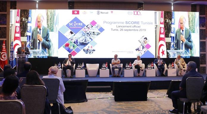 Lancement Programme SCORE Tunisie
