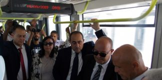 Renforcement de la mobilité urbaine à Tunis