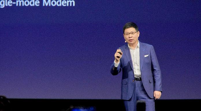 Richard Yu, PDG de Huawei Consumer Business