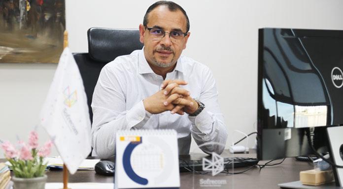 Samir Ben Zahra DG Sofrecom Tunisie