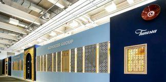 Somocer Group au Salon International de la Céramique