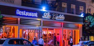 restaurant LA GALITE