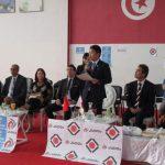 Décernement de Judogis à la Fédération Tunisienne de Judo