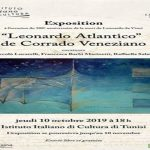 Exposition Leonardo Atlantico