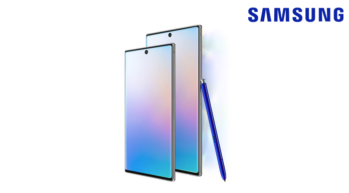 Galaxy Note10 et Note10