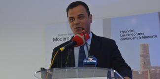Mehdi Mahjoub Hyundai agence 3S Monastir