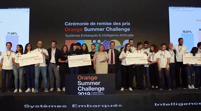 Orange Summer Challenge 2019