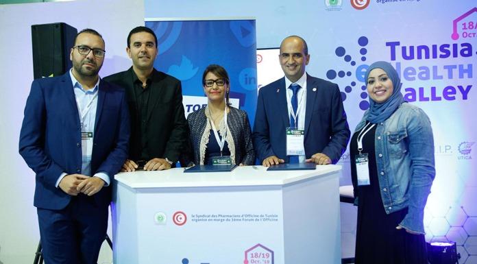 Partenariat entre TOPNET et le Syndicat des Pharmaciens d'Officine de Tunisie