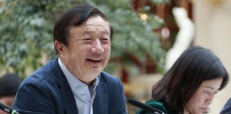Ren Zhengfei PDG Huawei