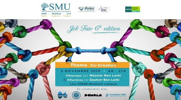 SMU 6ème édition de la Job Fair