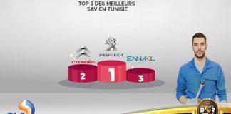 STAFIM Peugeot meilleur Service Après Vente 2019