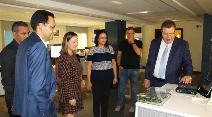 TELNET a reçu la visite d'une délégation officielle de l'ambassade des Etats-Unis