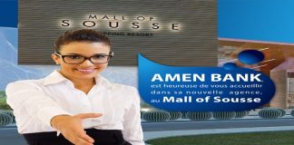 AMEN BANK au Mall of Sousse