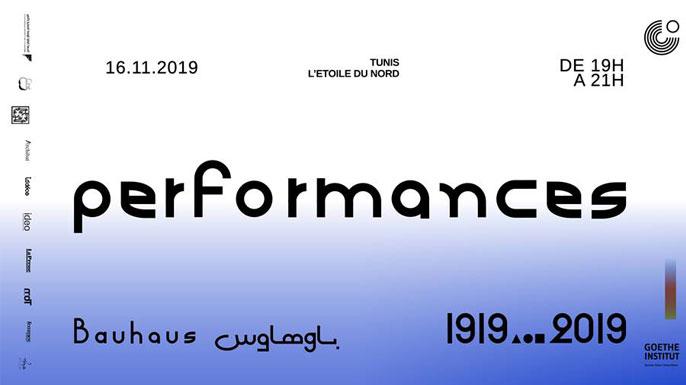Bauhaus Fest Le Samedi 16 Novembre 2019 Au Théâtre Letoile