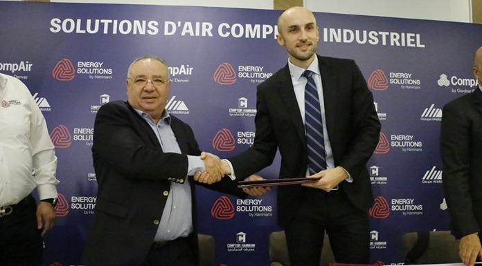 Partenariat entre Energy Solutions et le fabricant CompAir