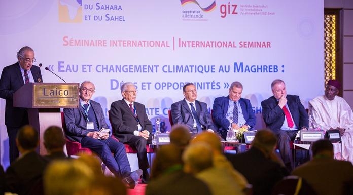 Séminaire international « Eau et changement climatique au Maghreb
