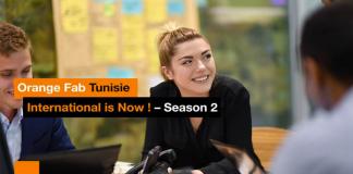 2ème saison Orange Fab Tunisie
