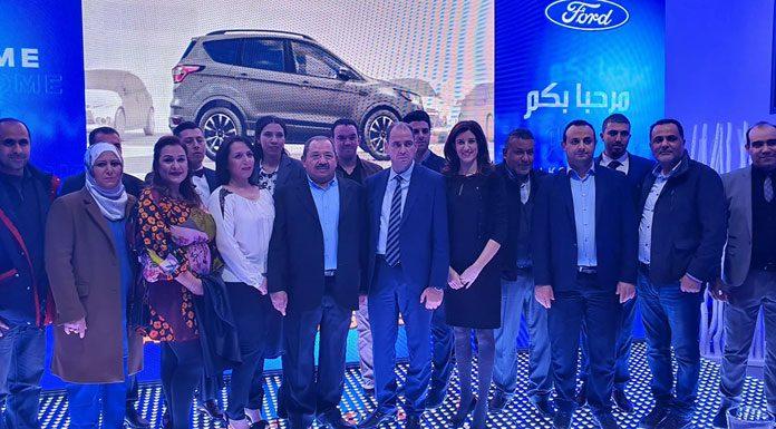 Alpha Ford nouvelle agence société 6S Sousse