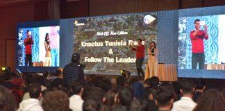 Enactus Tunisia Race