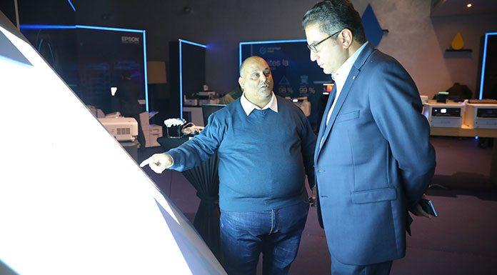 Epson ouverture bureau Maroc