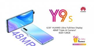 Huawei Y9-S