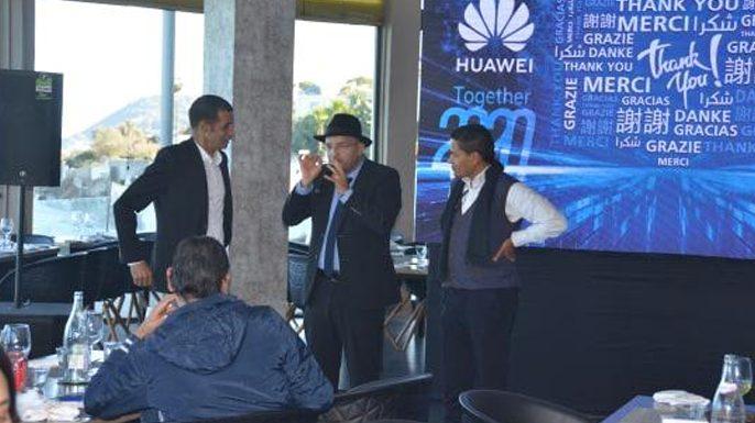 Huawei cérémonie TOGETHER 2020