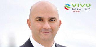 Mohamed Bougriba CEO Vivo Energy Tunisie