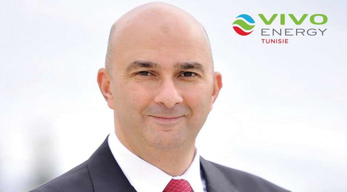 Mohamed Bougriba CEO Vivo Energy Tunisie
