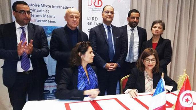 Partenariat-entre-le-Ministère-de-l'enseignement-supérieur-et-de-la-recherche-scientifique-et-l'Association-La-Saison-Bleue