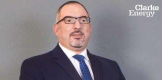 Sahbi Amara CEO Clarke Energy Tunisie