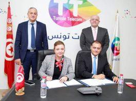 Tunisie Telecom et Cisco