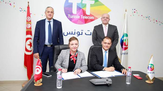 Tunisie Telecom et Cisco