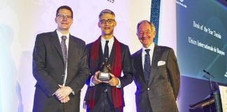 UIB Meilleure Banque en Tunisie par le magazine The Banker