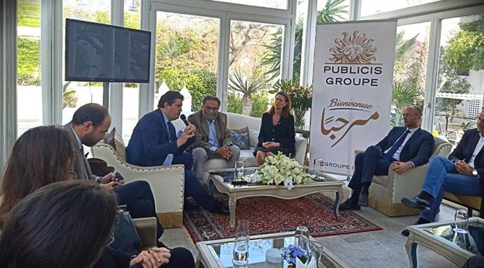 Publicis Groupe et Groupe Impact