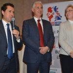 Réception Nouvel An Chambre de Commerce Tuniso Britannique