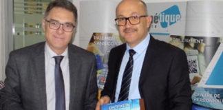 Convention de partenariat entre la Société Monétique Tunisie et DataXion