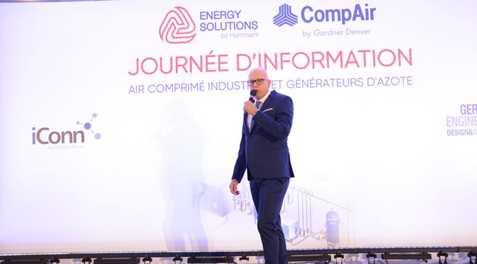 ENERGY SOLUTIONS ET CompAir