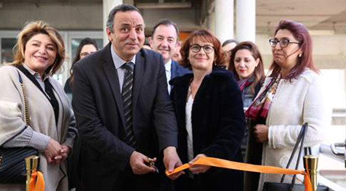 Inauguration 4ème Orange Digital Center INSAT