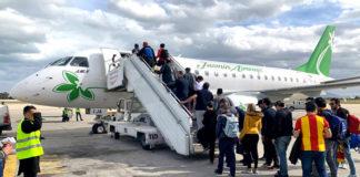 Jasmin Airways supporters Espérance Sportive de Tunis