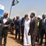 Togo projet solaire photovoltaïque