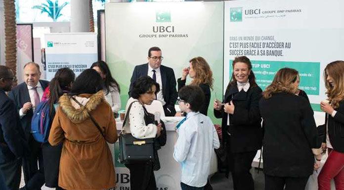 UBCI lancement offre Startup salon Riyeda