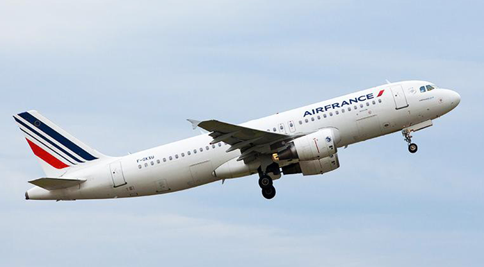 Air France vol rapatriement