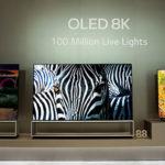 LG ventes des téléviseurs OLED
