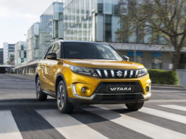 La nouvelle Suzuki Vitara
