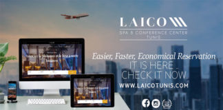 Lancement Site Web Laico Tunis